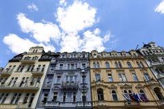 Karlovy Zmienia krajobraz Obrazy Stock