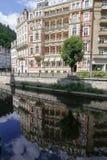 Karlovy Zmienia krajobraz Obraz Stock