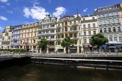 Karlovy Zmienia krajobraz Obraz Royalty Free