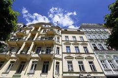Karlovy Zmienia krajobraz Obrazy Royalty Free
