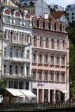 Karlovy Zmienia krajobraz Fotografia Royalty Free