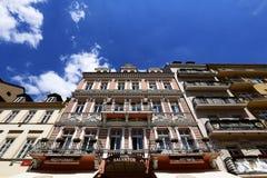 Karlovy Zmienia krajobraz Zdjęcie Stock