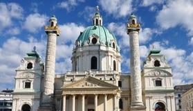 Karls Kirche Lizenzfreie Stockbilder