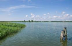 Karlshagen, île d'Usedom, mer baltique, Allemagne image stock