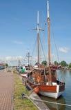 Karlshagen, Usedom-Eiland, Oostzee, Duitsland royalty-vrije stock afbeeldingen