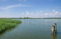 Karlshagen, Usedom-Eiland, Oostzee, Duitsland stock afbeelding