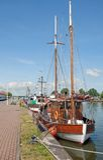 Karlshagen,Usedom Island,baltic Sea,Germany Royalty Free Stock Images