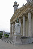 Karlskirche (圣查尔斯的教会) 库存图片