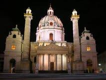 Karlskirche, Vienna Royalty Free Stock Image