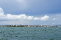 Karlskrona roadsted la visión Fotos de archivo