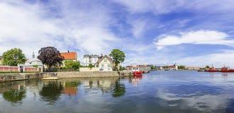 Karlskrona, Schweden Royalty Free Stock Photo