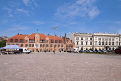 Karlskrona in Sweden Stock Images