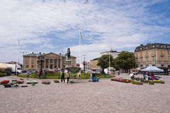 Karlskrona in Sweden Royalty Free Stock Images