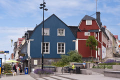 Karlskrona in Sweden Royalty Free Stock Image