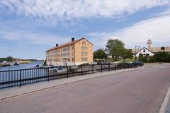 Karlskrona in Sweden Stock Photo