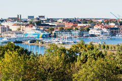 Karlskrona Royalty Free Stock Photo