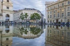 Karlsplatz Fotografía de archivo