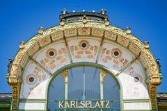 Karlsplatz Station Stock Photos
