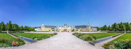 Karlsruhe Royalty Free Stock Photography