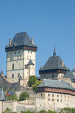 karlstejn замока Стоковая Фотография RF