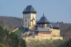 Karlstejn Royalty Free Stock Photography