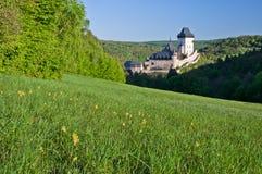 Karlstejn Castle, Δημοκρατία της Τσεχίας Στοκ εικόνες με δικαίωμα ελεύθερης χρήσης