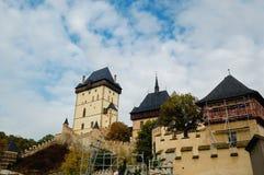 Karlstejn Castle Royalty Free Stock Photos