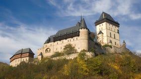 Karlstejn Castle Royalty Free Stock Photo