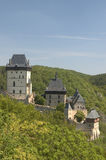 Karlstejn castle Royalty Free Stock Image