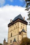 Karlstejn Castle Royalty Free Stock Images