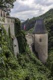 Karlstejn castle. Royalty Free Stock Photos