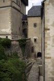 Karlstejn castle. Royalty Free Stock Images