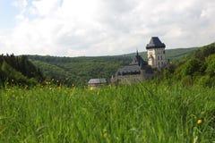 Karlstejn Castle near Prague, Czech Republic Royalty Free Stock Photography