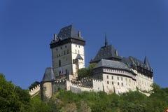Karlštejn Castle Stock Photography