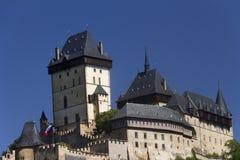 Karlštejn Castle Royalty Free Stock Images