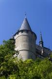 Karlštejn Castle tower Royalty Free Stock Photography