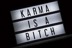 Free Karma Is A Royalty Free Stock Image - 91998086