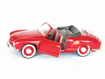 Karmann ghia replica Stock Photo