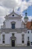 Karmelitenkirche St. Joseph church, Regensburg, Germany Stock Image