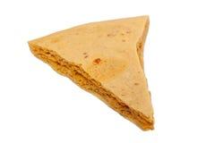 Karmelu honeycomb na białym tle 03 Zdjęcia Stock