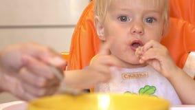 Karmić dziecka zbiory wideo