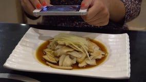 Karmowa fotografia Brać obrazki Chiński naczynie na wiszącej ozdobie zdjęcie wideo