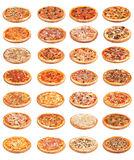 karmowa pizza Obraz Stock