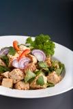 karmowego dłoniaka fertania tajlandzki tofu Zdjęcie Stock
