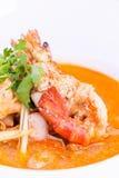 karmowego goong tajlandzki Tom yum Zdjęcie Stock