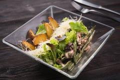 karmowi świezi japońscy sałatkowi warzywa Fotografia Stock