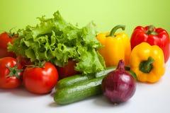 karmowi świezi zdrowi życia wciąż warzywa Obraz Royalty Free