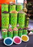Karmowi additives, podprawy i smaki które robią karmowy smakowitemu, atrakcyjny, fragrant i zdrowy, Często ogłoszonego zdjęcia royalty free