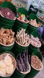 Karmowi additives, podprawy i smaki które robią karmowy smakowitemu, atrakcyjny, fragrant i zdrowy, Często ogłoszonego obraz royalty free