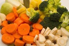 karmowy świeży japoński sałatkowy warzywo Obraz Stock